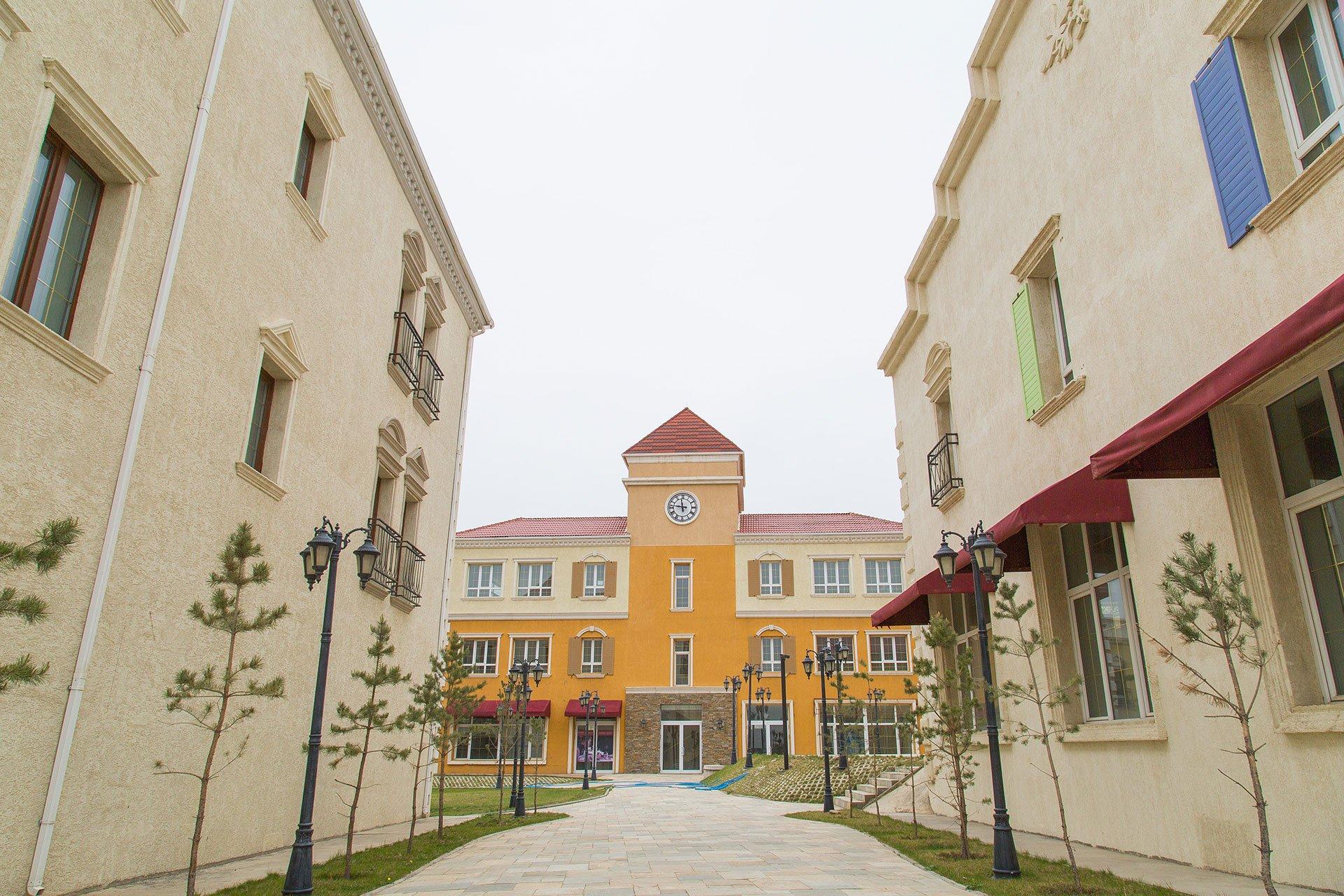 retail & residential development