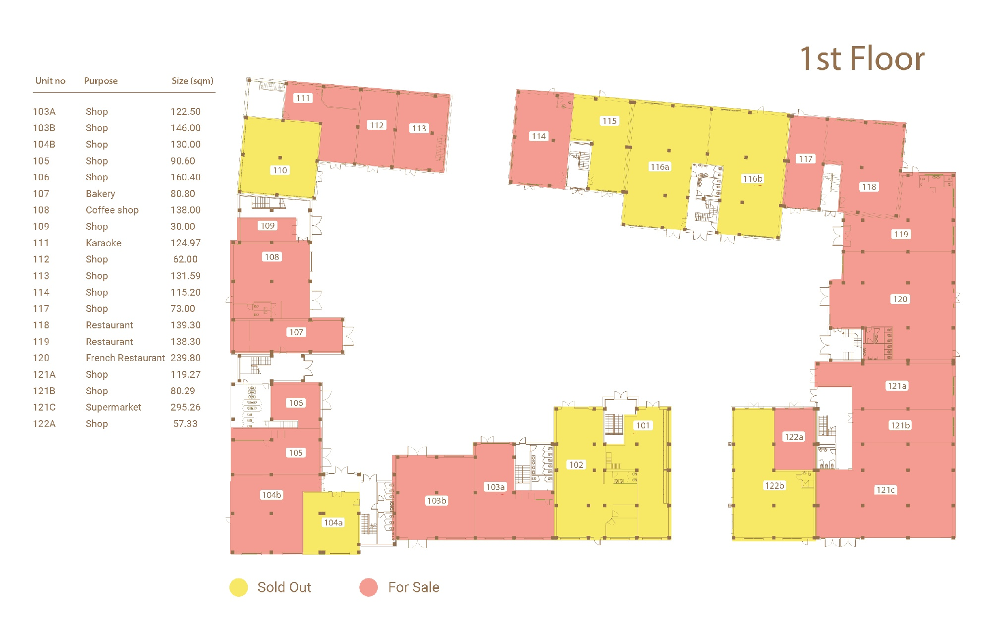 Nukht Layout for sale 1st floor-1