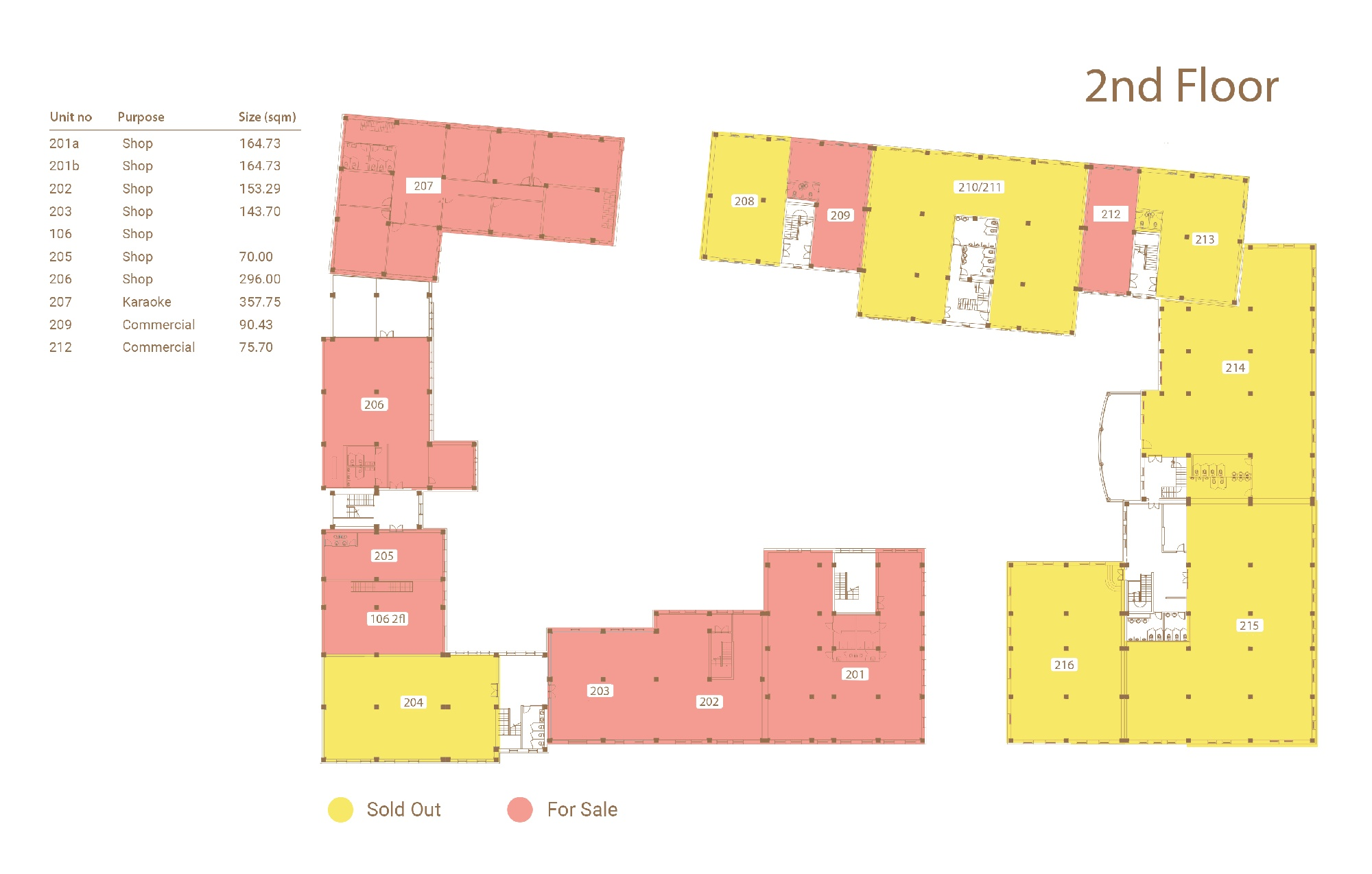 Nukht Layout for sale 2nd floor-1