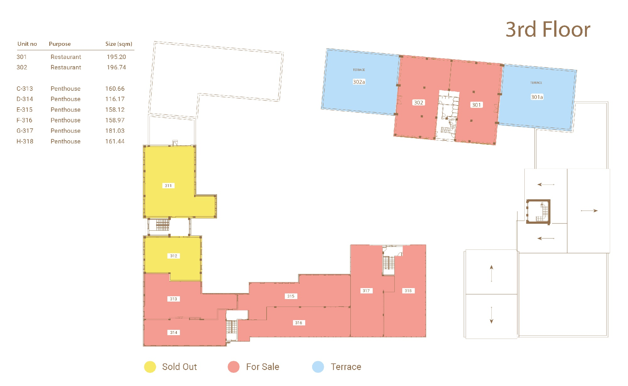 Nukht Layout for sale 3rd floor-1